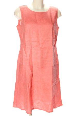 Betty Barclay Abito blusa rosa stile casual