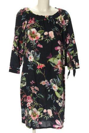 Betty Barclay Abito blusa motivo floreale stile casual