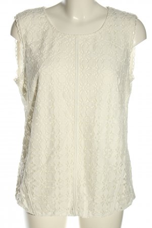 Betty Barclay Blouse topje wit casual uitstraling