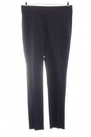 Betty Barclay Bundfaltenhose blau Business-Look