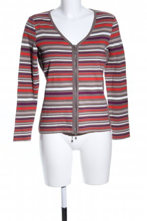Betty Barclay Cardigan Streifenmuster Casual-Look