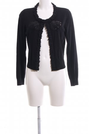 Betty Barclay Cardigan schwarz Casual-Look