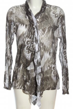 Betty Barclay Cardigan Allover-Druck Casual-Look
