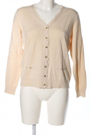 Betty Barclay Cardigan creme Casual-Look
