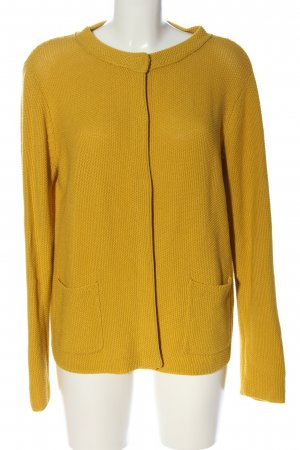 Betty Barclay Cardigan blassgelb Casual-Look