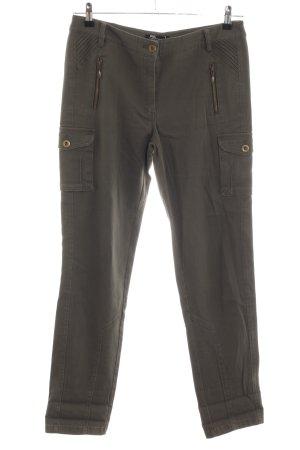 Betty Barclay Pantalone cargo cachi stile casual