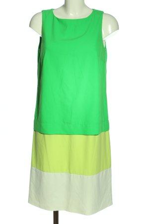 Betty Barclay Midikleid grün Casual-Look