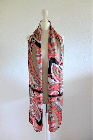 Betty Barclay Zijden sjaal veelkleurig