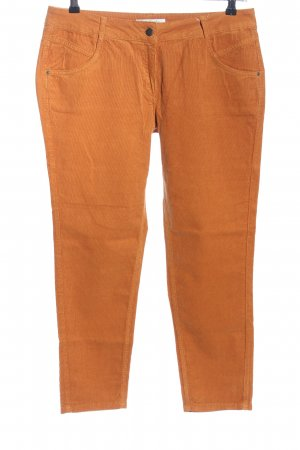 Betty Barclay Cordhose hellorange Casual-Look