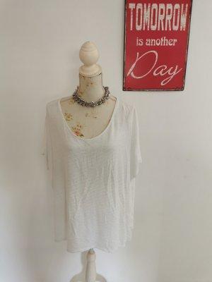 Betty Barclay Damen Shirt T-Shirt Sommershirt weiß Größe 48