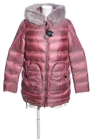 Betty Barclay Daunenjacke pink Steppmuster Casual-Look