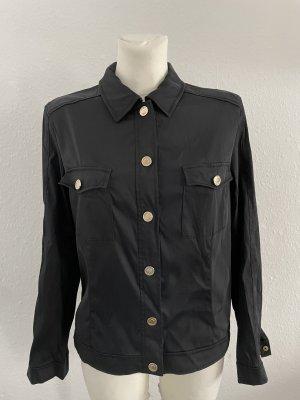 Betty Barclay gr 38 schwarze Jacke Hemd