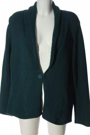 Betty Barclay Häkelpullover grün Casual-Look