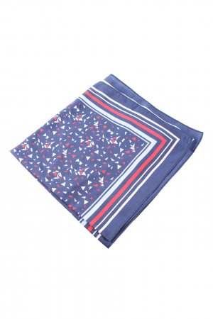 Betty Barclay Halsdoek abstract patroon casual uitstraling
