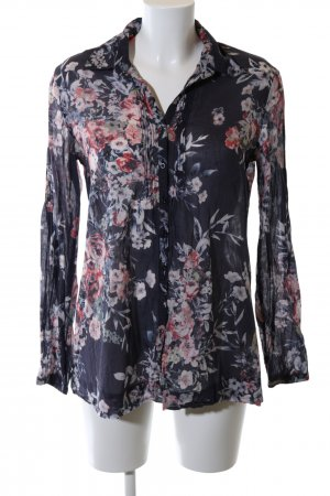 Betty Barclay Hemd-Bluse Allover-Druck Business-Look