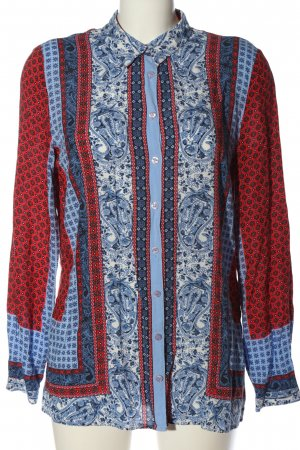 Betty Barclay Hemd-Bluse Allover-Druck Casual-Look