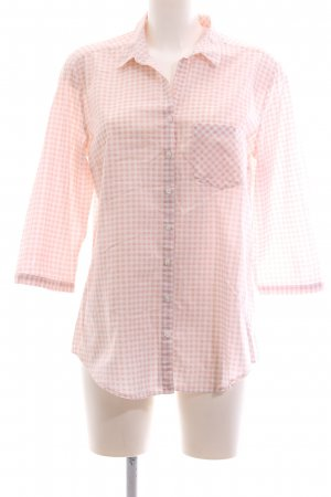 Betty Barclay Hemd-Bluse pink-wollweiß Allover-Druck Casual-Look