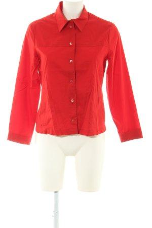 Betty Barclay Hemd-Bluse rot Street-Fashion-Look