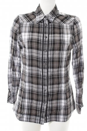Betty Barclay Hemd-Bluse Karomuster Casual-Look