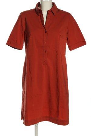 Betty Barclay Koszulowa sukienka czerwony W stylu casual