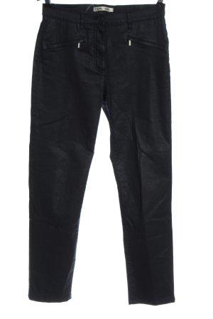 Betty Barclay Pantalone a sigaretta nero stile casual