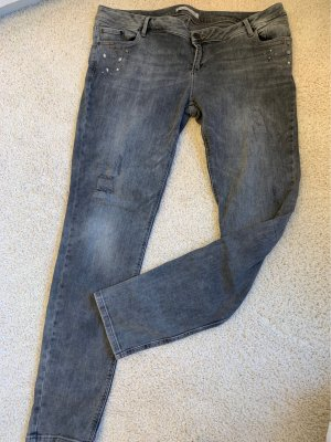 Betty & Co Stretch Jeans grey