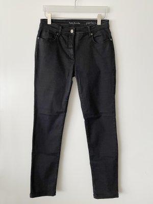Betty Barclay Jeans PERFECT SLIM High Elastic schwarz Gr. 40