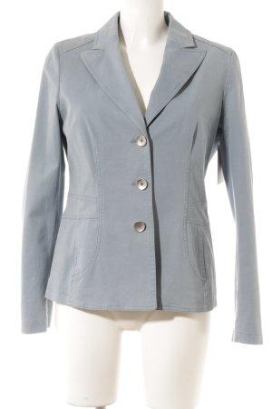 Betty Barclay Blazer in jeans azzurro stile professionale