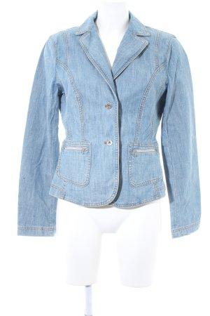 Betty Barclay Jeansblazer himmelblau Casual-Look
