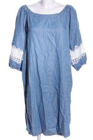 Betty Barclay Jeanskleid blau Casual-Look