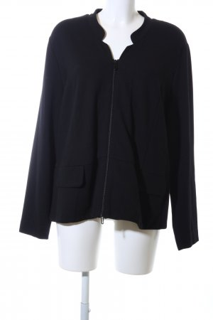 Betty Barclay Blazer in jersey nero Tessuto misto
