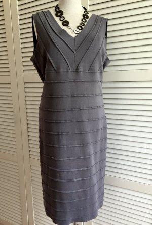 BETTY BARCLAY Jerseykleid Trägerkleid Kleid Sommerkleid Fest 42 Stretch