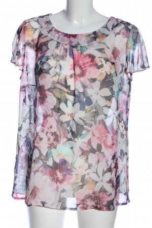 Betty Barclay Kimono Blouse allover print casual look