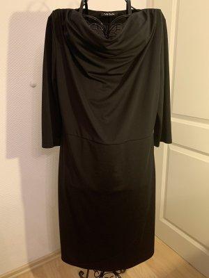 Betty Barclay Kleid mit Wasserfallkragen