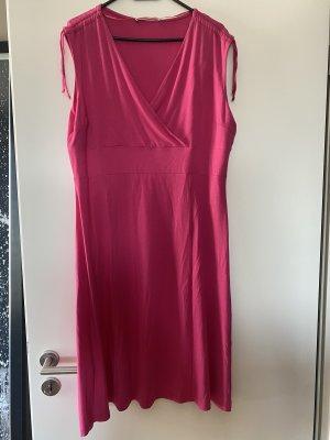 Betty Barclay Kleid rosa Midikleid XL