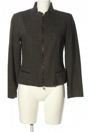 Betty Barclay Kurz-Blazer hellgrau Casual-Look