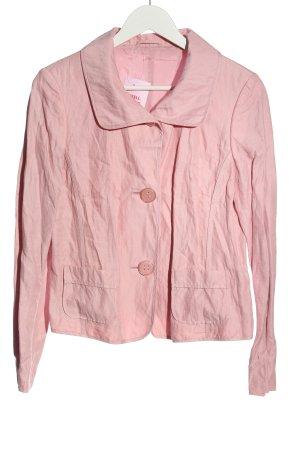 Betty Barclay Korte blazer roze zakelijke stijl