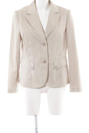 Betty Barclay Kurz-Blazer beige Business-Look