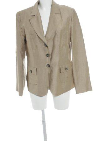 Betty Barclay Kurz-Blazer beige Casual-Look
