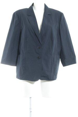 Betty Barclay Kurz-Blazer dunkelblau schlichter Stil