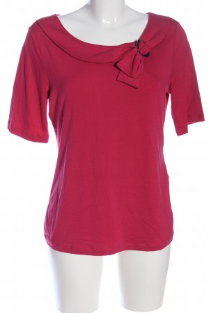 Betty Barclay Kurzarm-Bluse pink Business-Look