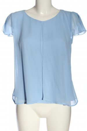 Betty Barclay Kurzarm-Bluse blau Casual-Look