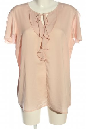 Betty Barclay Kurzarm-Bluse creme Casual-Look