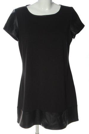 Betty Barclay Kurzarmkleid schwarz Casual-Look