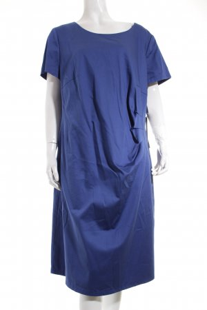 Betty Barclay Kurzarmkleid blau schlichter Stil