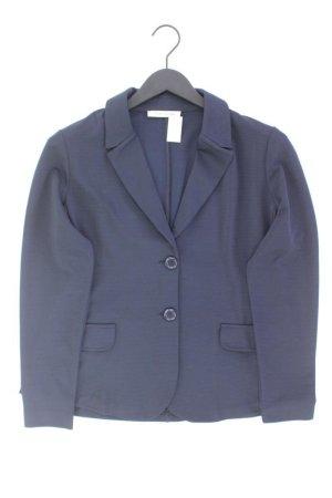 Betty Barclay Kurzblazer Größe 42 blau aus Polyester