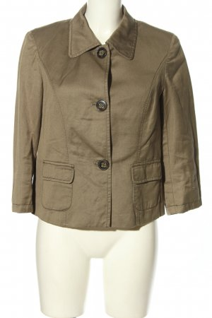 Betty Barclay Kurzjacke khaki Casual-Look
