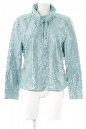 Betty Barclay Kurzjacke hellblau extravaganter Stil