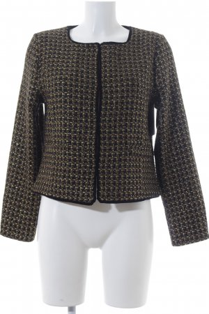 Betty Barclay Kurzjacke schwarz-goldfarben Elegant