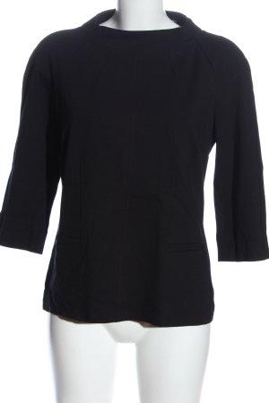 Betty Barclay Langarm-Bluse schwarz Casual-Look